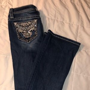 Size 14 miss me jeans